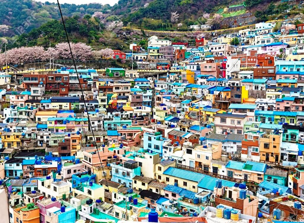 Gamcheon Kültür Köyü