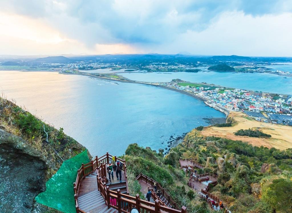 Güney Kore'de Yaz