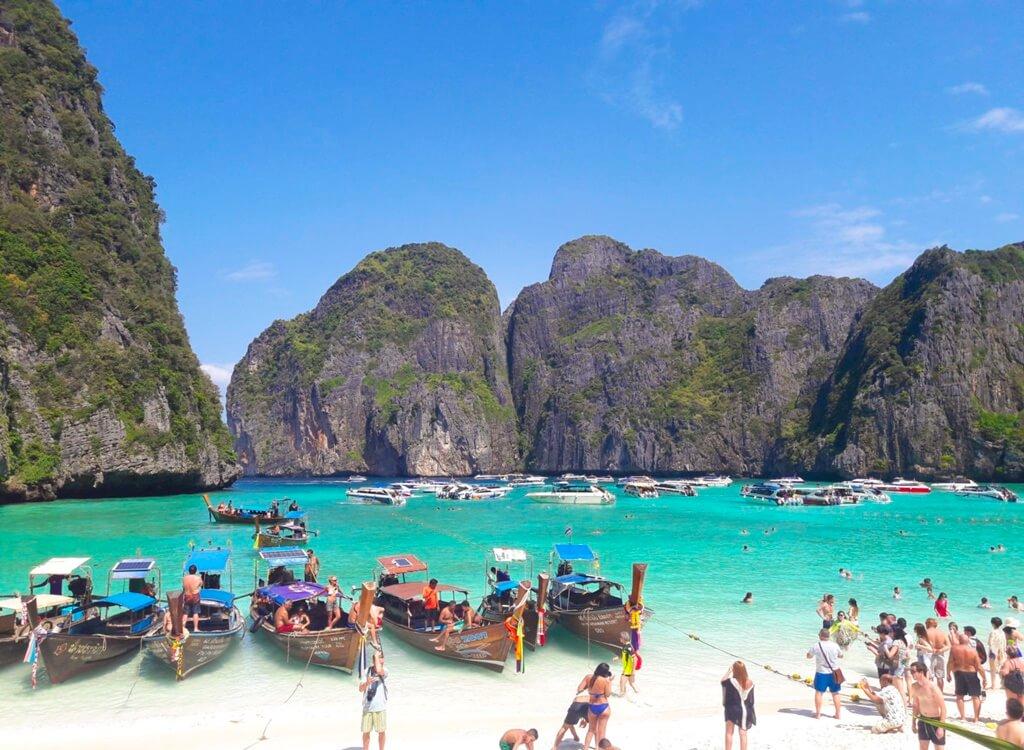 Koh Phi Phi Adası