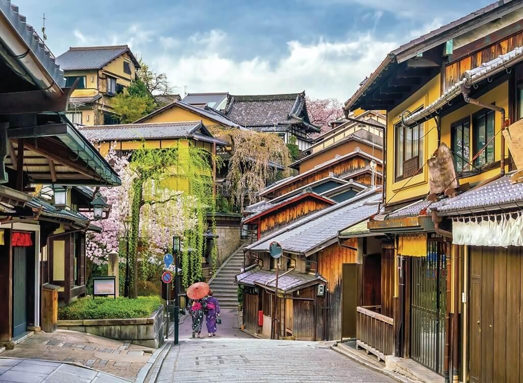 Kyoto Sokakları