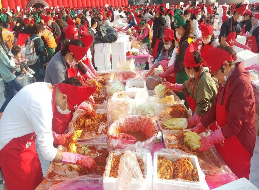 Seul Kimchi Festivali