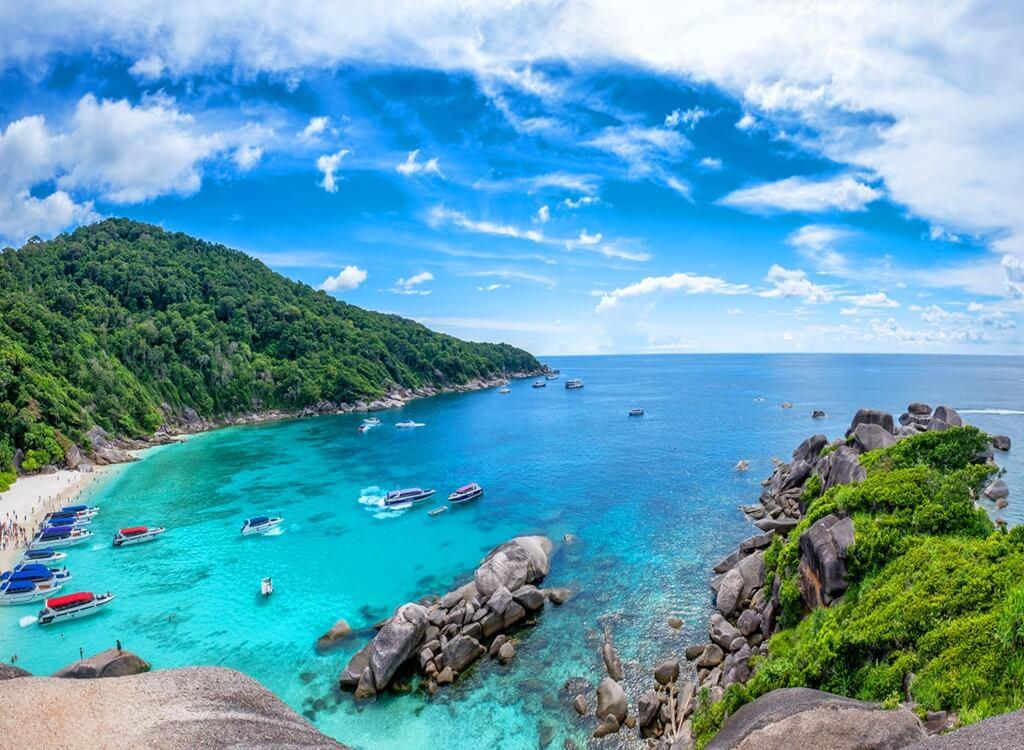 Similan Adaları