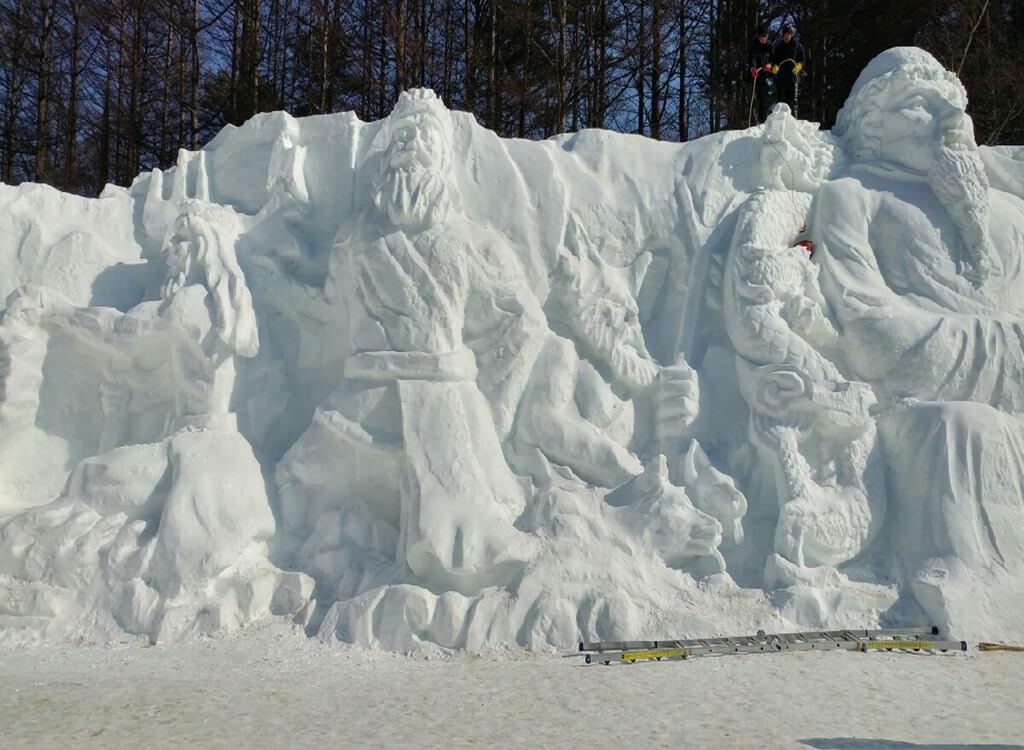 Taebaeksan Kar Festivali