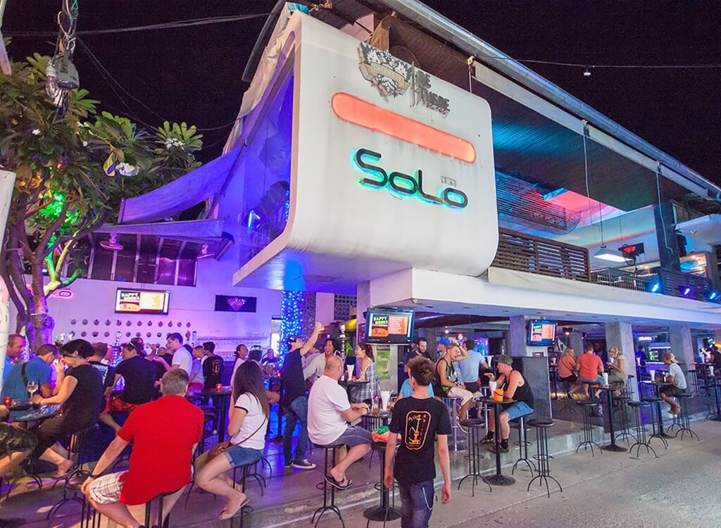 Bar Solo