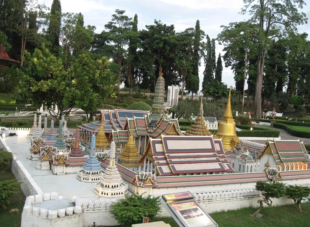 Pattaya Minyatür Parkı