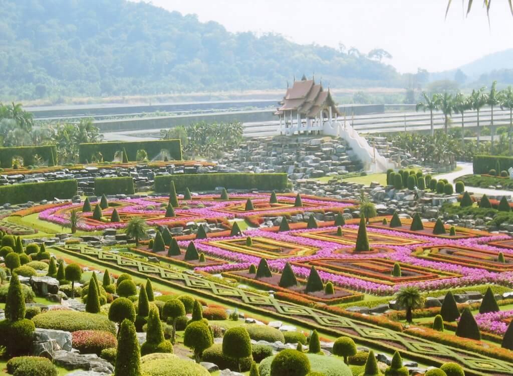 Nong Nooch Tropikal Bahçesi