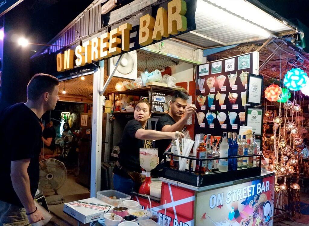 On Street Bar