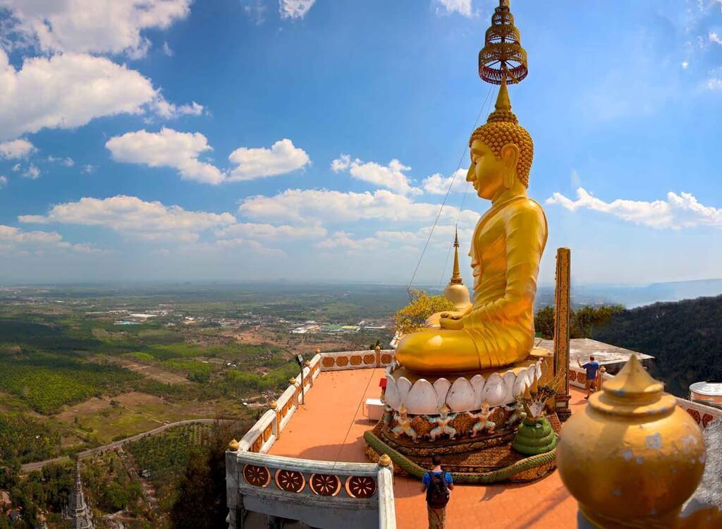 Wat Tham Sua Tapınağı
