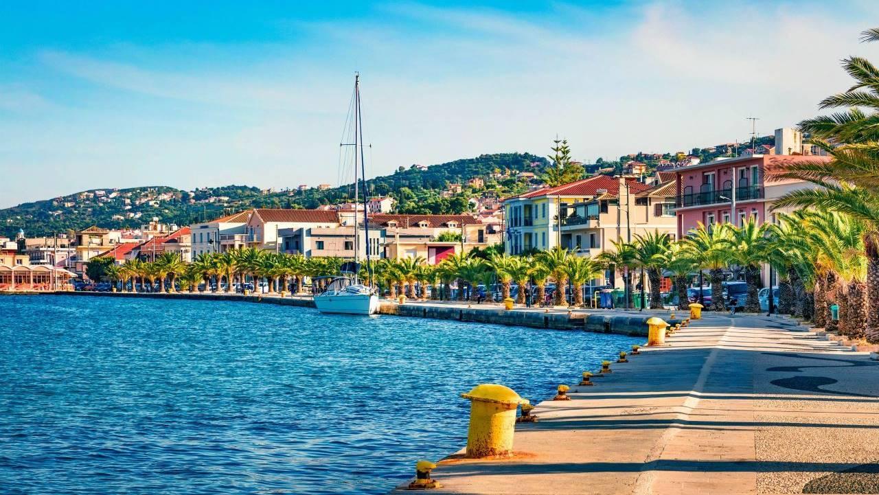 Kefalonya Gezilecek Yerler: Argostoli