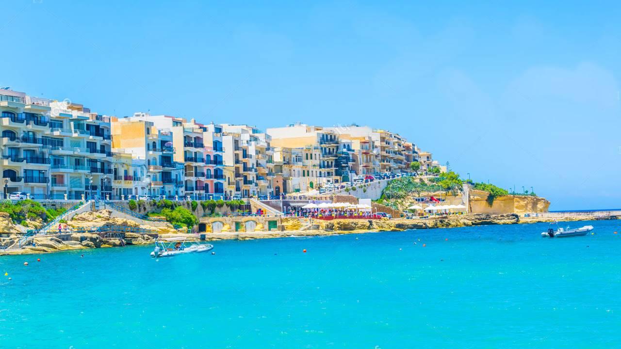 Malta Marsalforn Otelleri