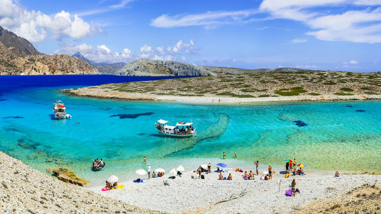 Astypalaia Gezilecek Yerler: Plajlar