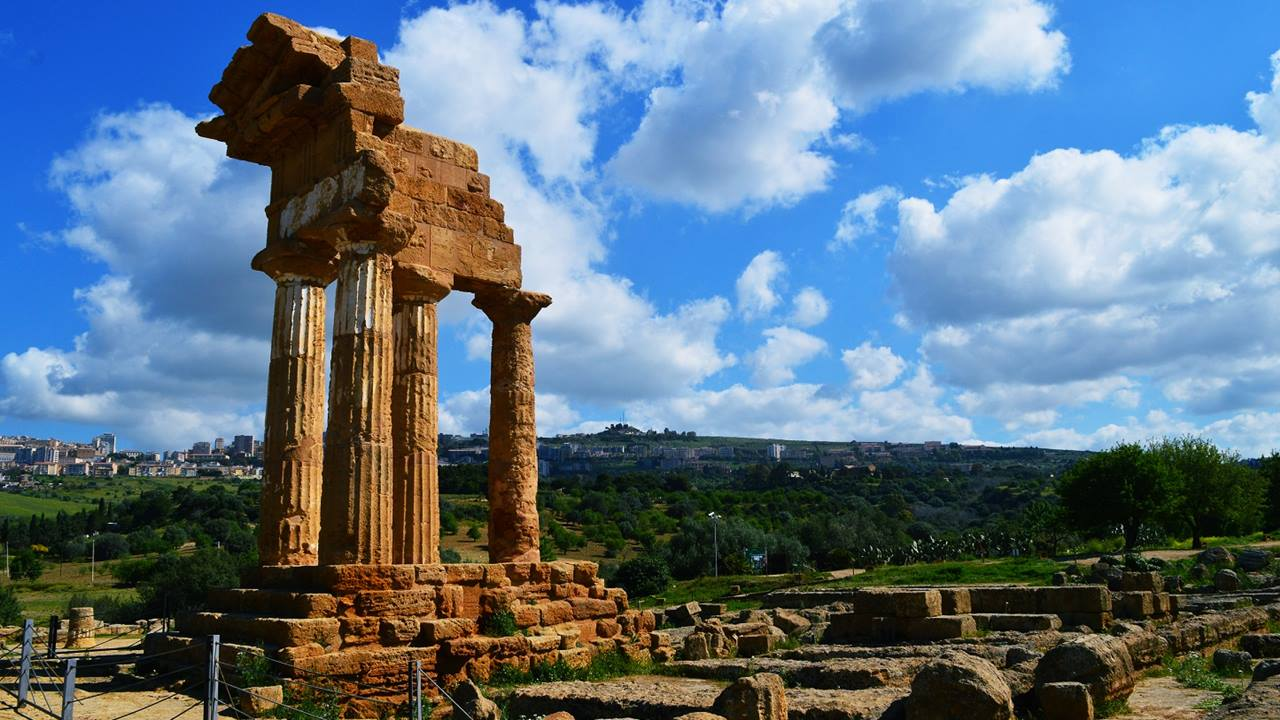 Agrigento Gezilecek Yerler Listesi