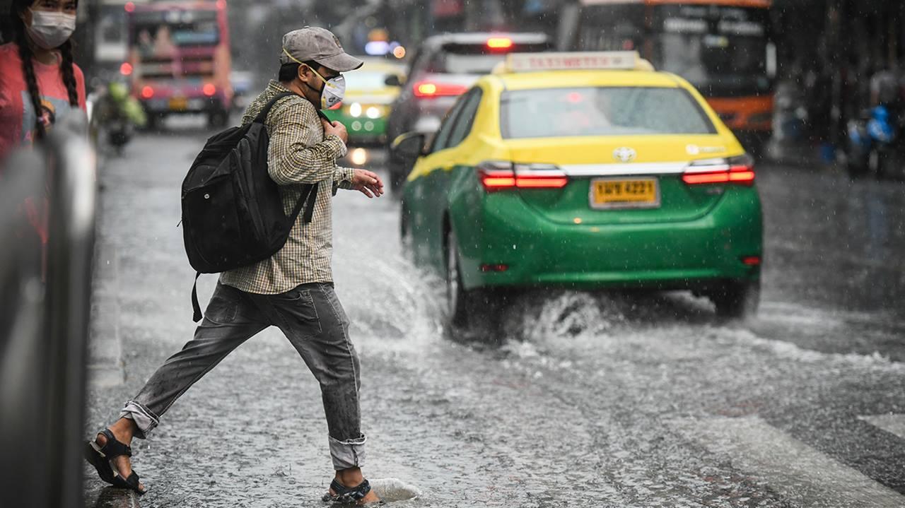 Bangkok'a Ne Zaman Gidilir? Yağmurlu Sezona Dikkat!