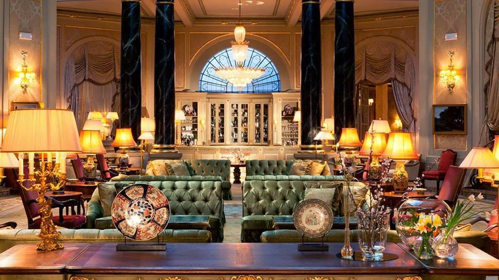 Barselona'da Nerede Kalınır? El Palace Hotel