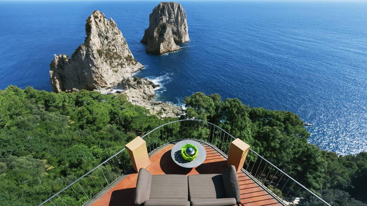 Capri Gezilecek Yerler Listesi