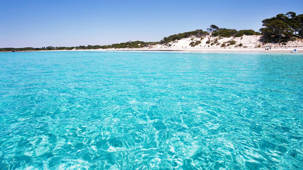 En Güzel Mallorca Plajları: Es Trenc