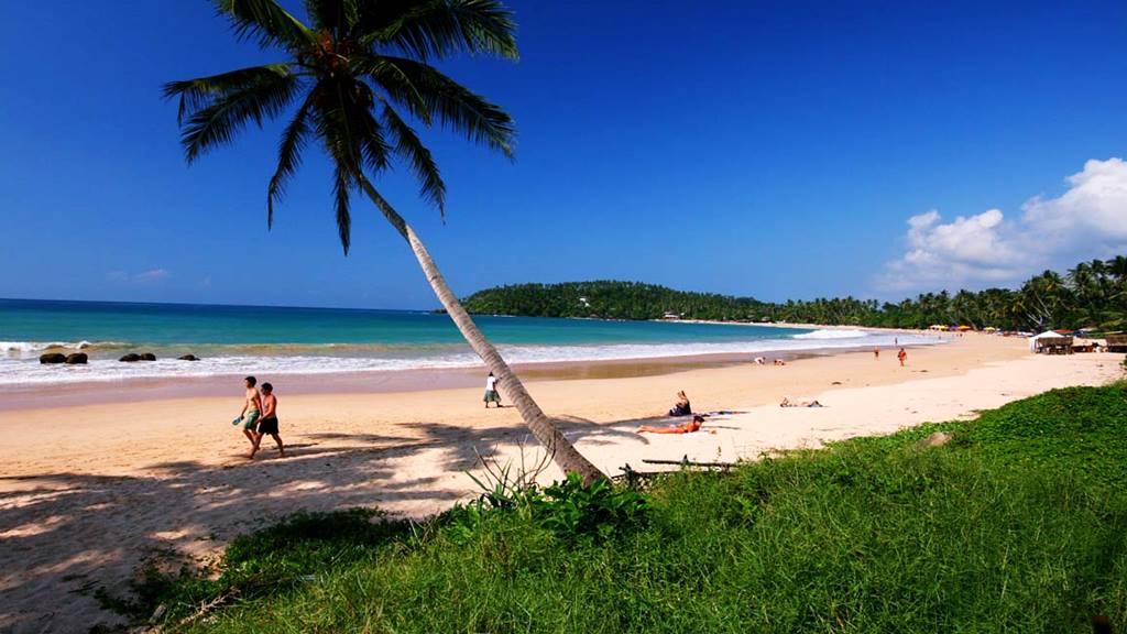 Mirissa Plajı