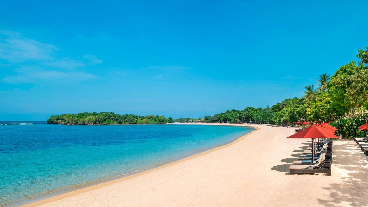 Endonezya Plajları: Nusa Dua