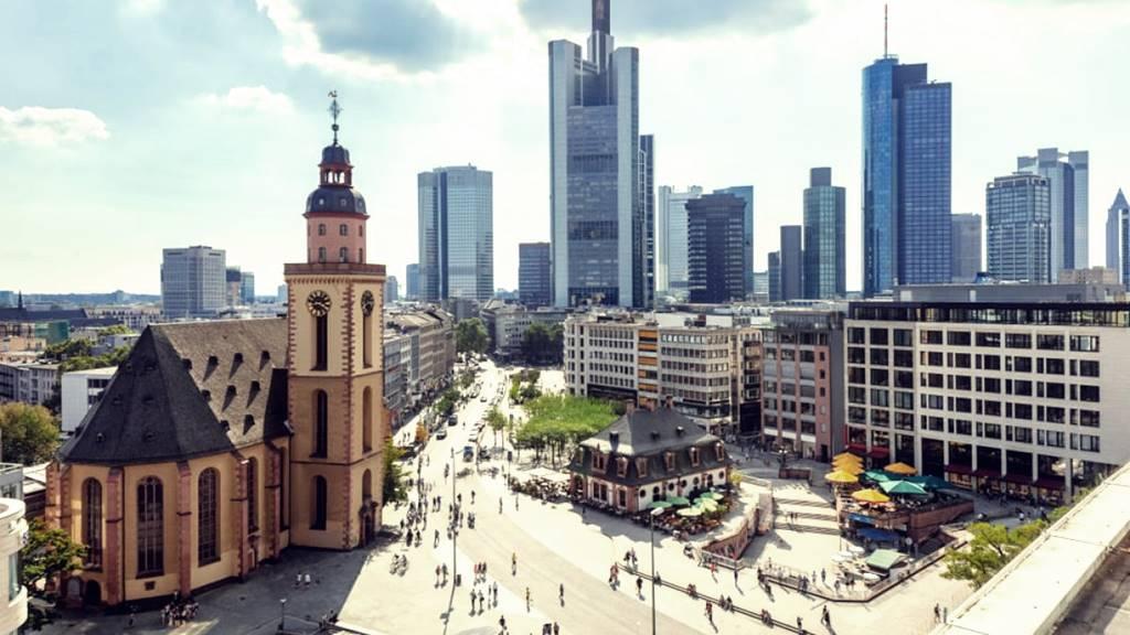 Frankfurt Gezilecek Yerler Listesi: Hauptwache