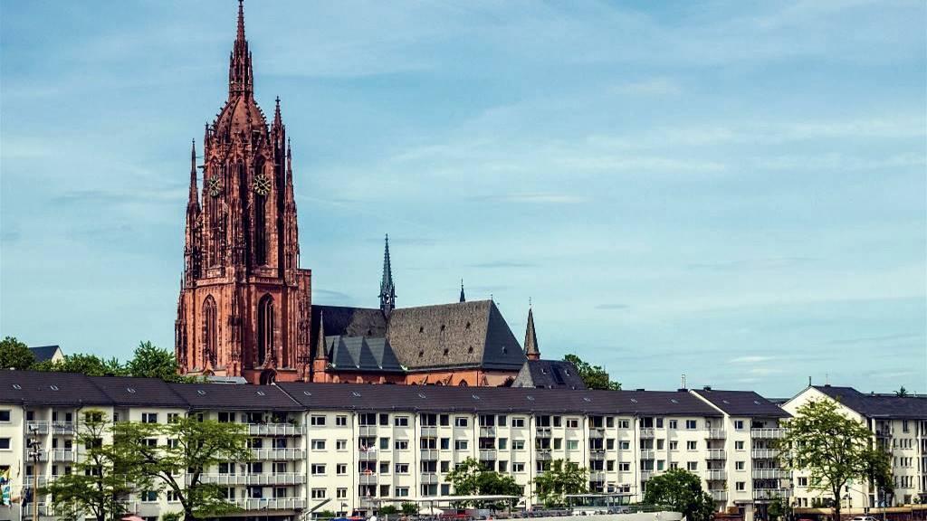 Frankfurt Gezilecek Yerler Listesi: Frankfurt Katedrali