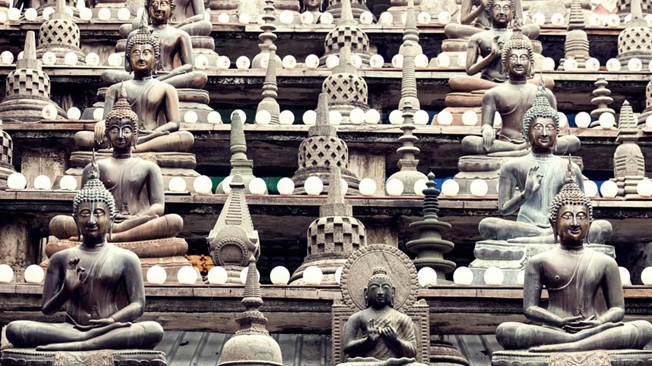 Gangaramaya Tapınağı