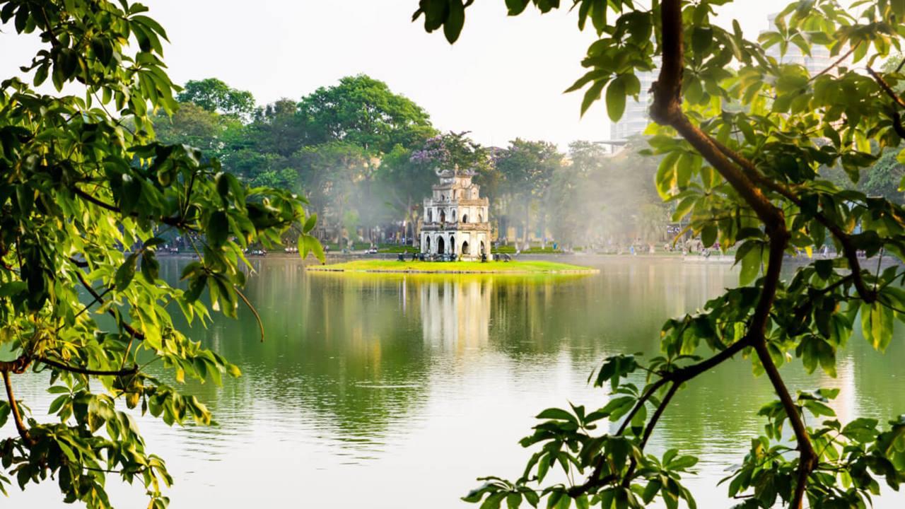 Hanoi'de Nerede Kalınır? Hoan Kiem Gölü