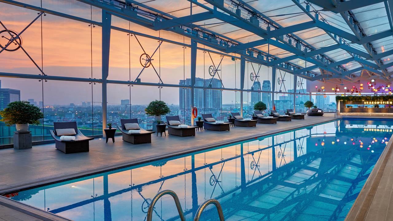 Hanoi'de Nerede Kalınır? JW Marriott