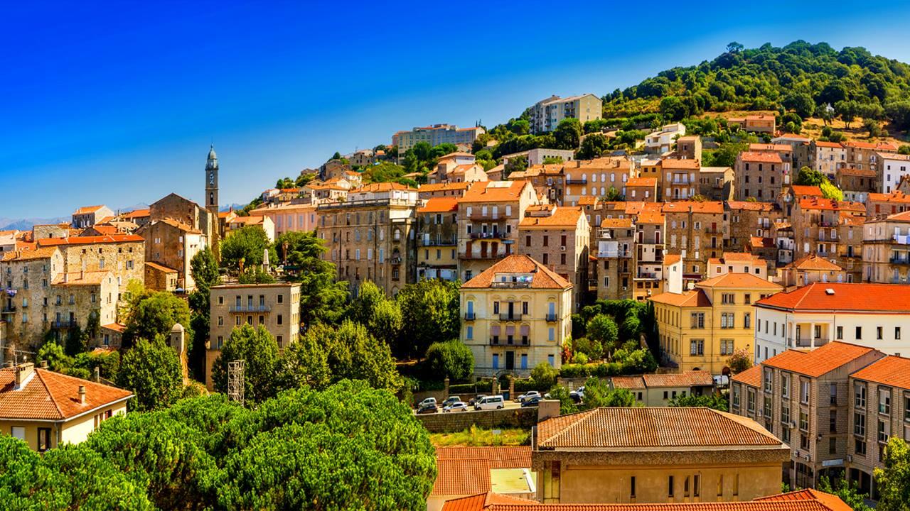 Korsika Gezilecek Yerler: Sartene