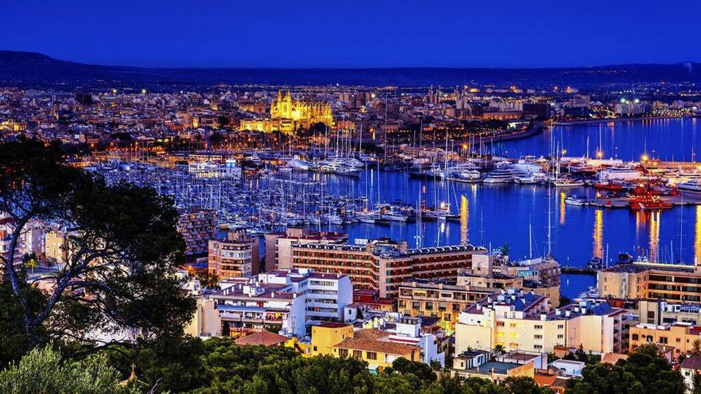 Mallorca Gezilecek Yerler: Palma de Mallorca
