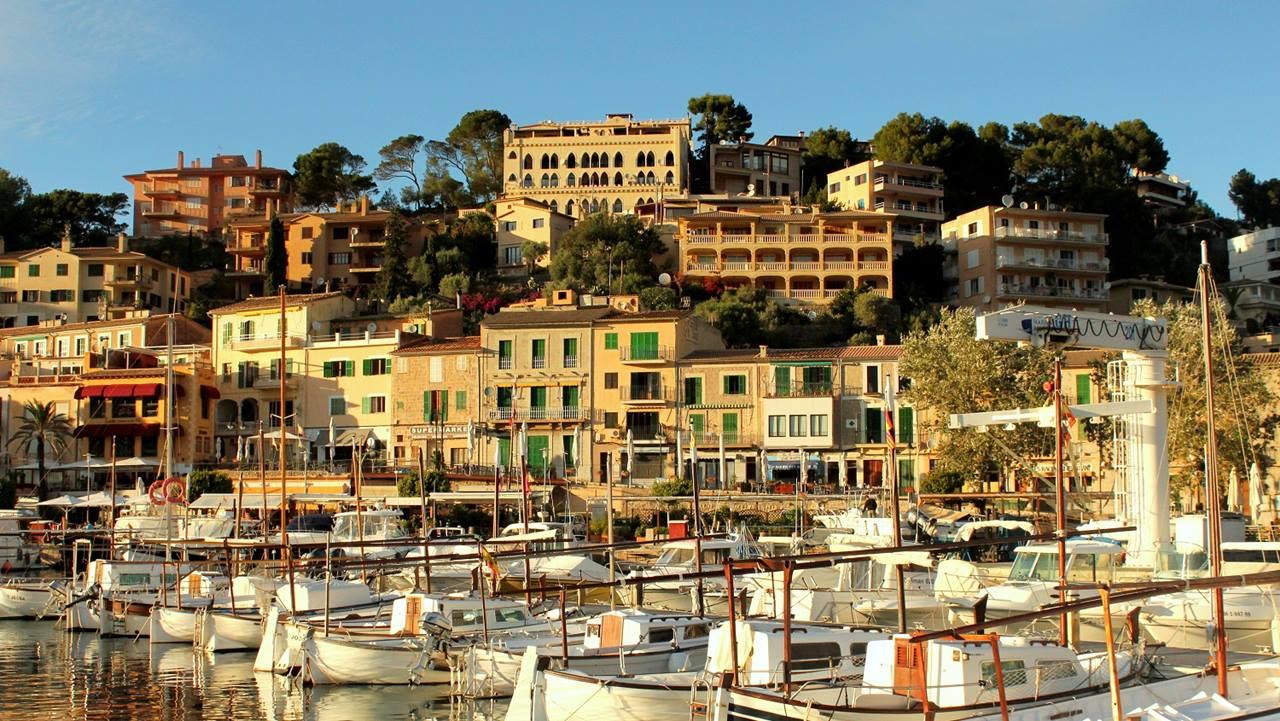 Mallorca Gezilecek Yerler: Soller