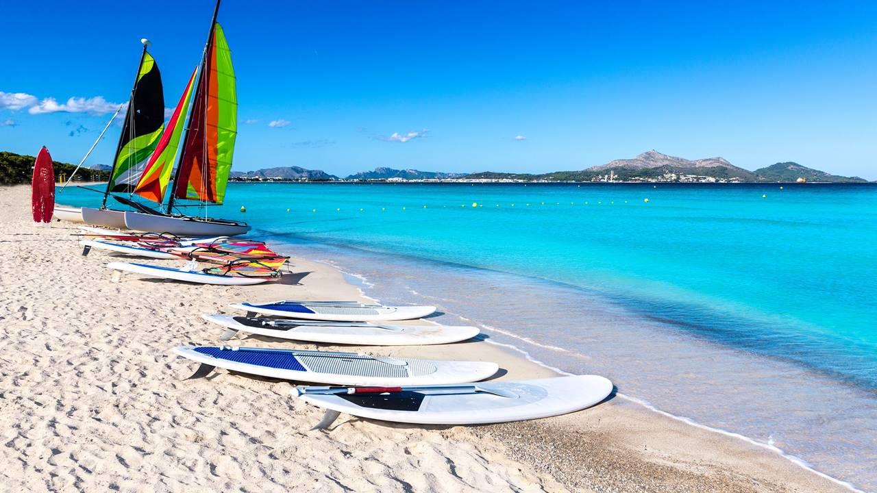 Mallorca Plajları