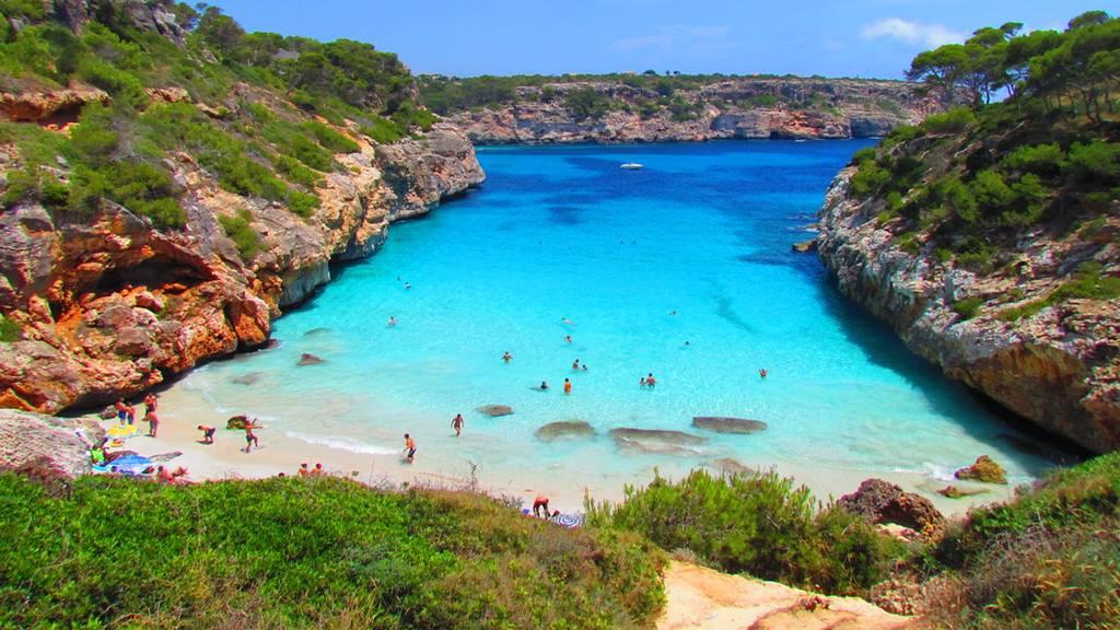 Mallorca Plajları: Es Calo del Moro