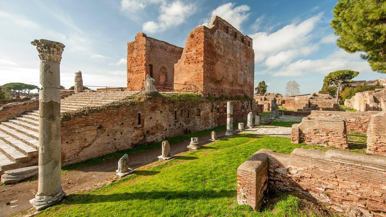 Ostia Antik Şehri