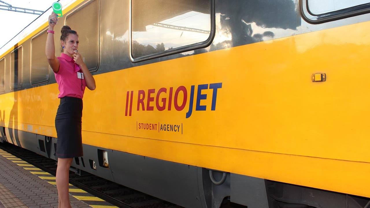 Prag-Viyana Tren Seferleri