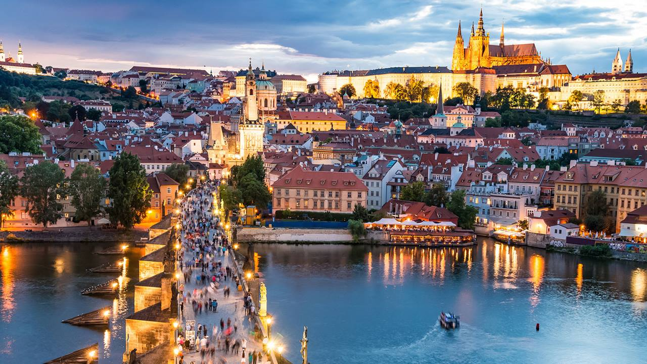 Prag-Viyana Ulaşım Alternatifleri