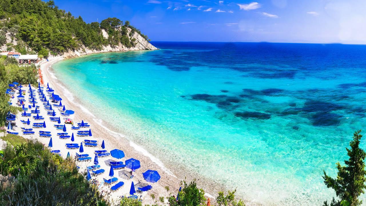 Samos Lemonakia Plajı