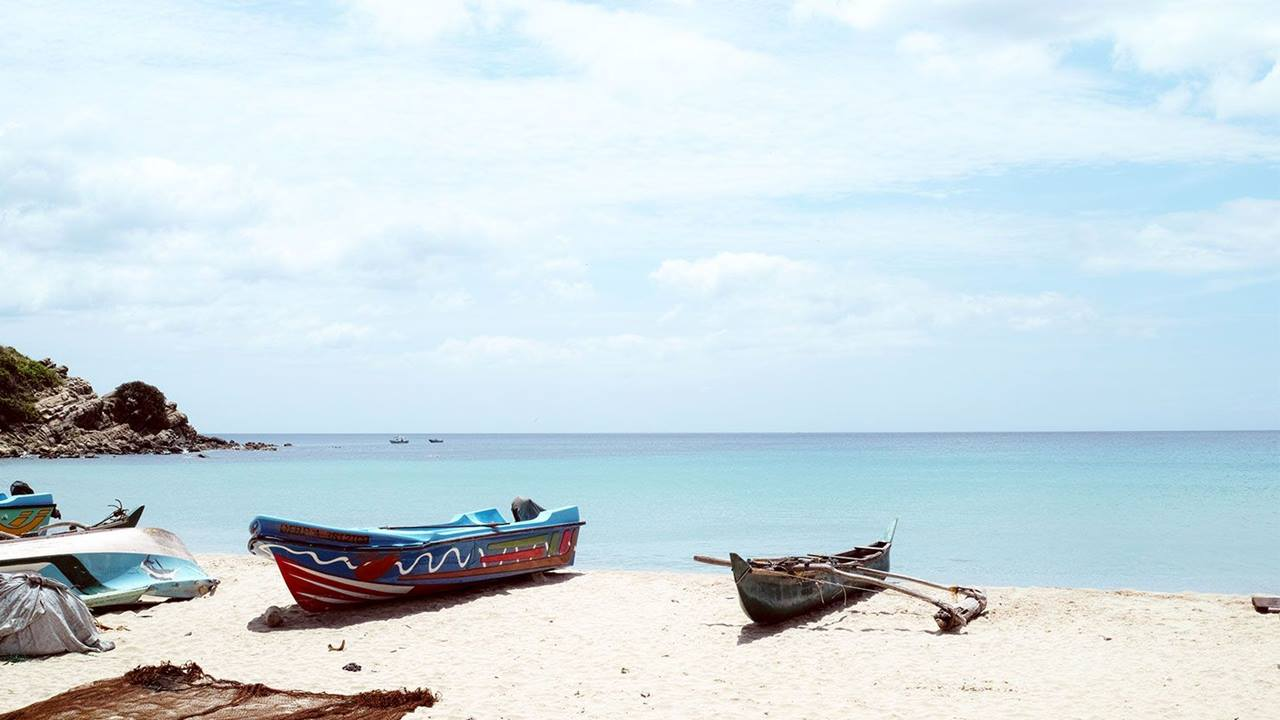 Sri Lanka Plajları - Nilaveli