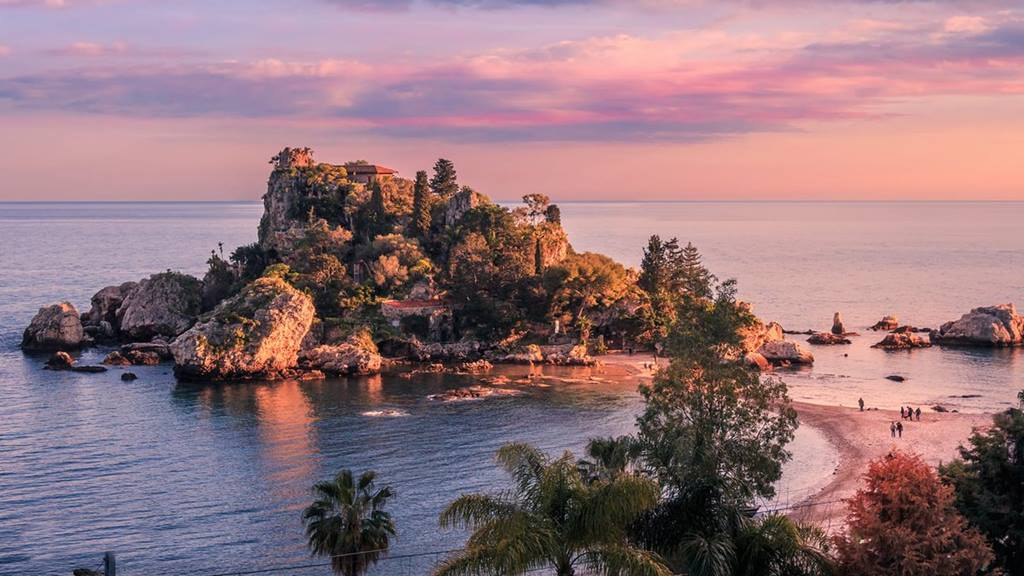 Taormina Gezilecek Yerler: Isola Bella
