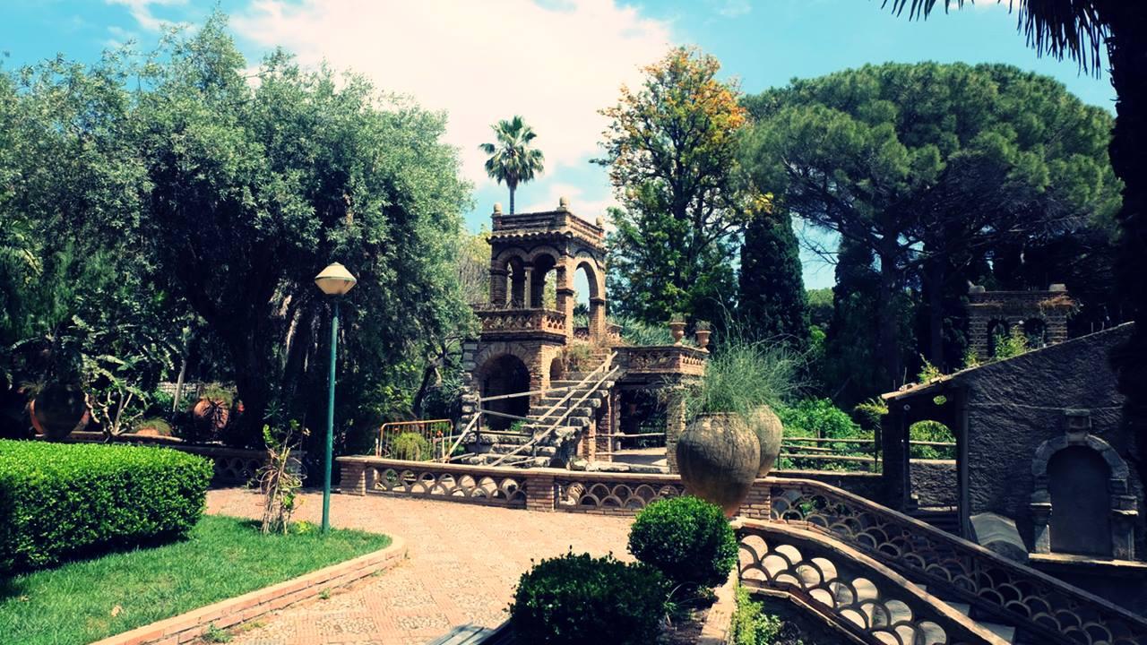 Taormina Gezilecek Yerler: Villa Comunale