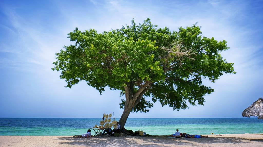 Trinidad Gezilecek Yerler: Playa Ancon