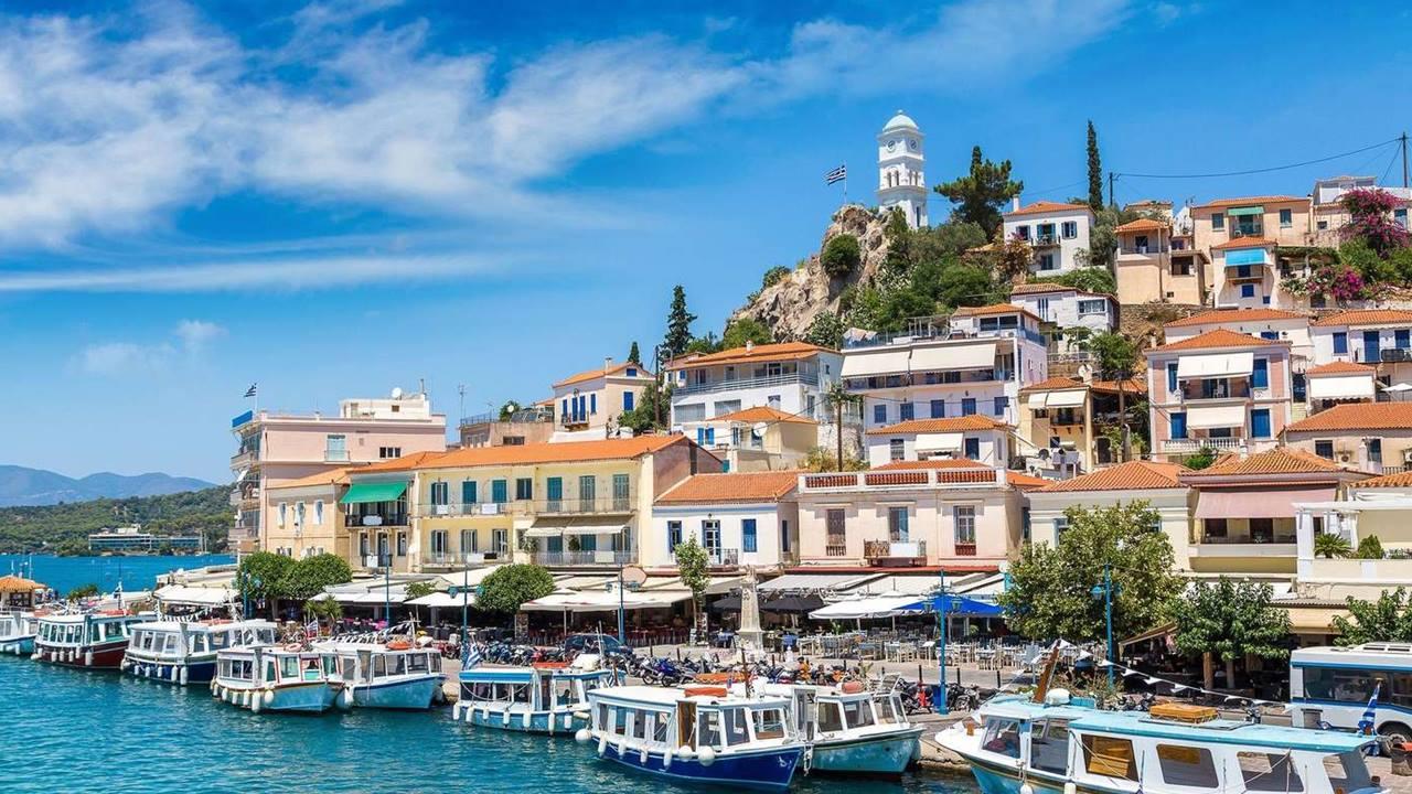 Aegina Adası