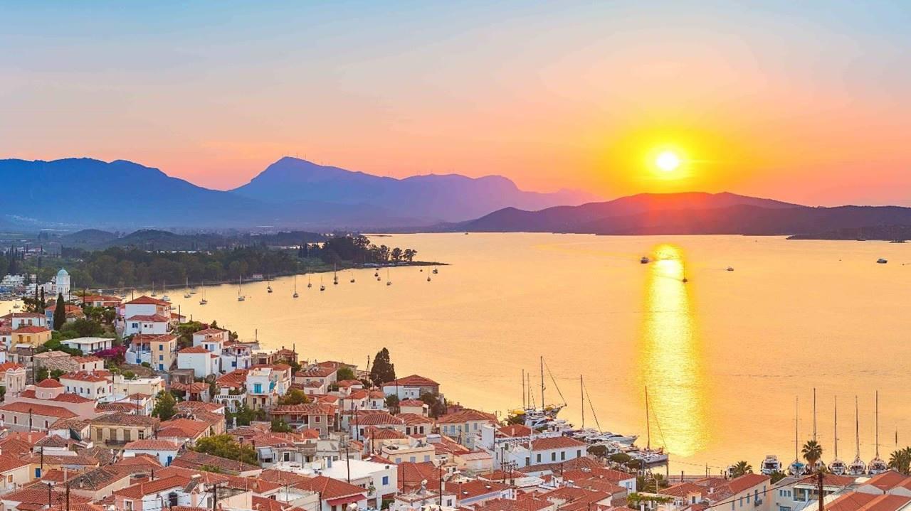 Atina'ya Yakın Adalar: Poros