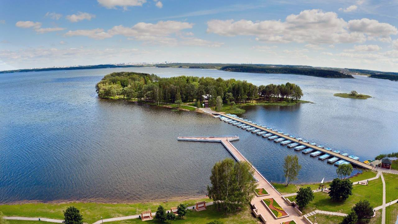 Belarus Gezilecek Yerler: Minsk Denizi