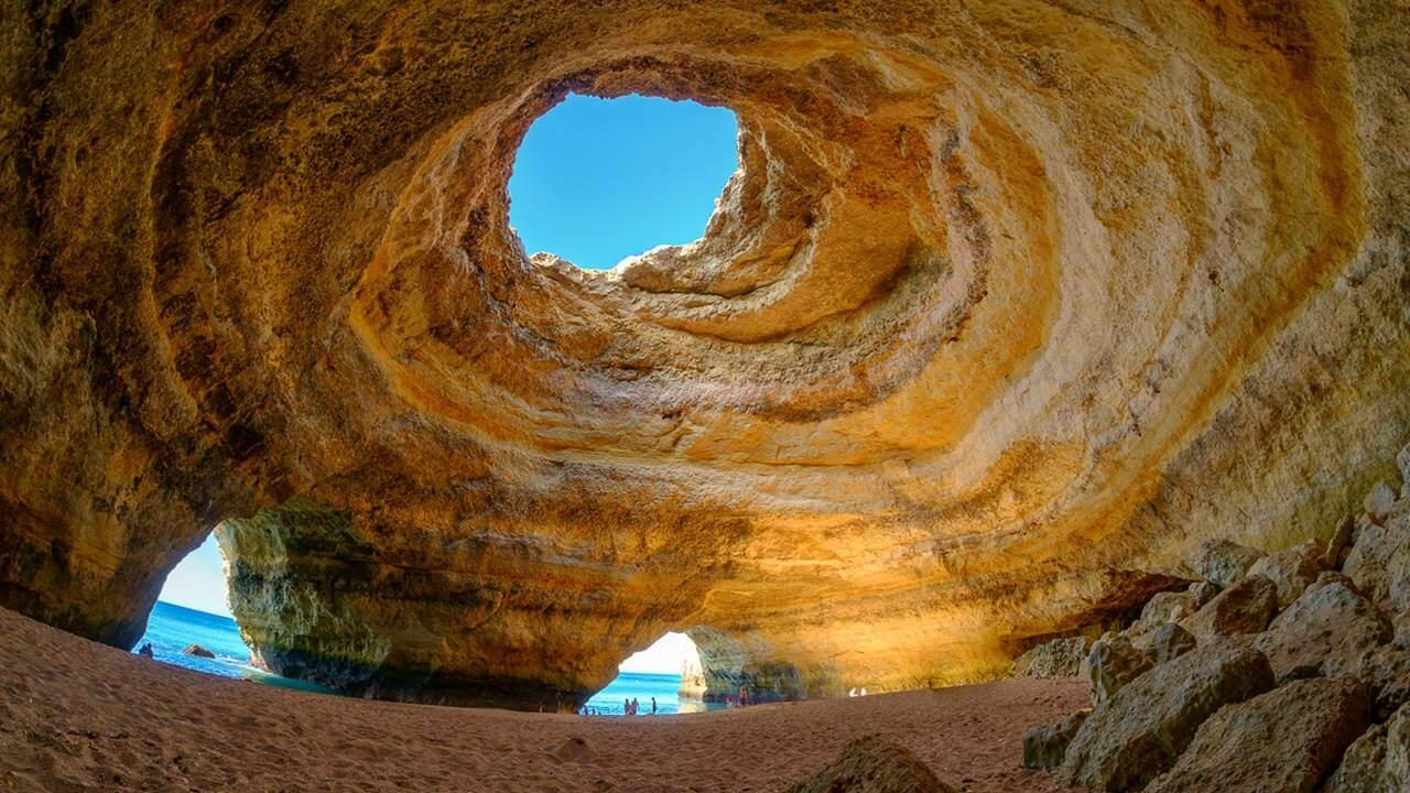 Benagil Mağarası