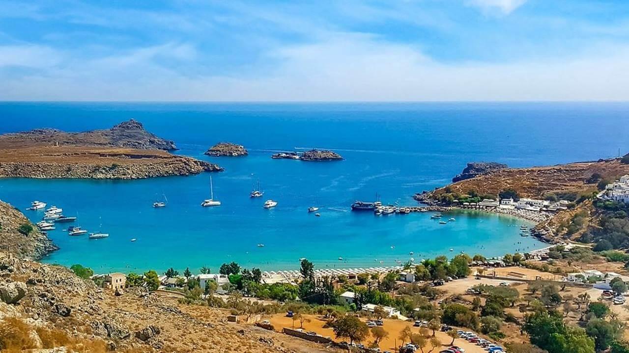 En Büyük Yunan Adaları: Rodos