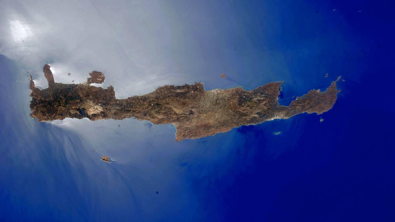 En Büyük Yunan Adası: Girit