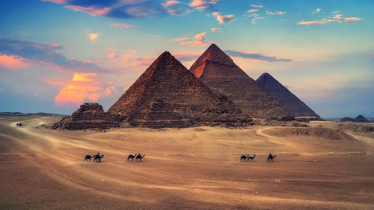 En Güzel Afrika Ülkeleri: Mısır