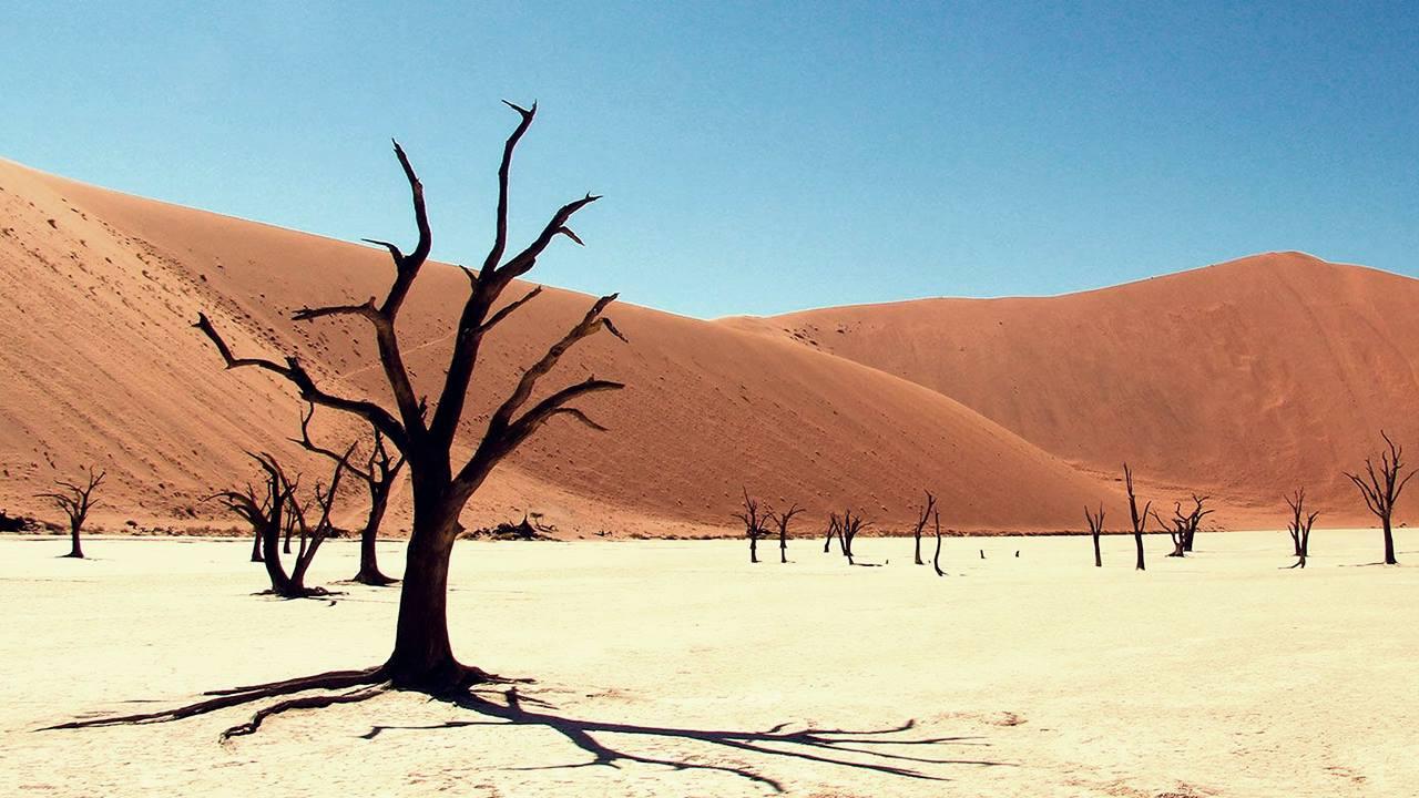 En Güzel Afrika Ülkeleri: Namibya