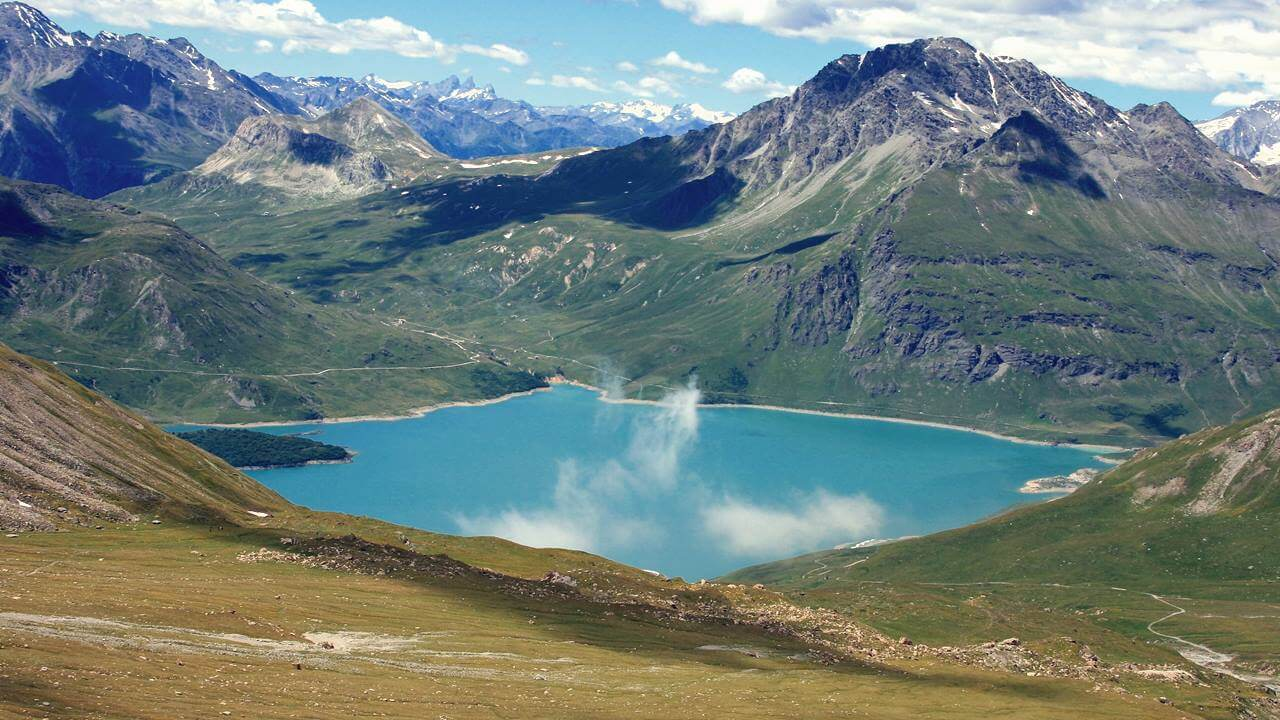 En Güzel Fransa Gölleri: Lac du Mont Cenis