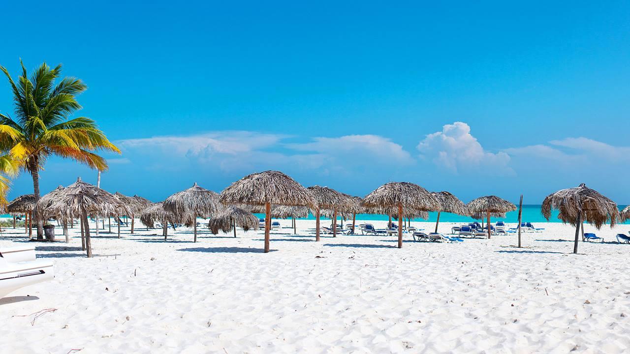 En Güzel Küba Plajları: Playa Paraiso
